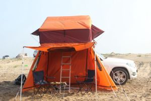 Waterproof Canvas 4X4 Roof Top Tent pictures & photos
