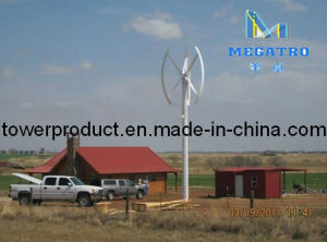 Vertical Axis Wind Turbine/Wind Generator-3kw (MG-V3KW) pictures & photos