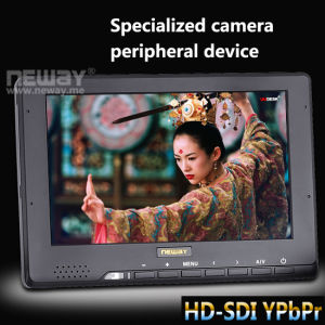 7′′ TFT LCD Monitor With Sdi & YPbPr (CL7677)