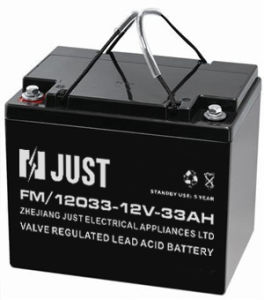 12V 7ah Storage Battery, VRLA Battery, Solar Battery pictures & photos