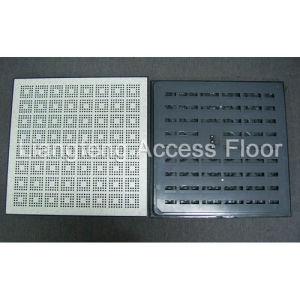Steel Perforated Access Floor
