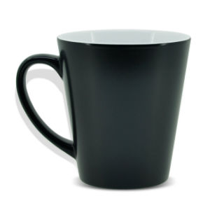 New Wholesale Ceramic Blank 12 Oz Conical Sublimation Temperature Changing Mugs pictures & photos