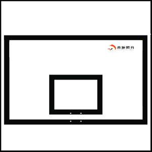 Resin Basketball Backboard (XP2050)