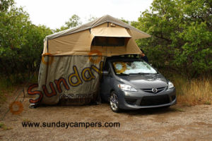 SUV Roof Top Tent / Rooftop Tents / Rtt pictures & photos