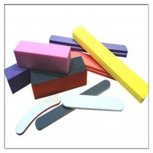 PE Foam IXPE Foam with Corona Treated for Nail File pictures & photos