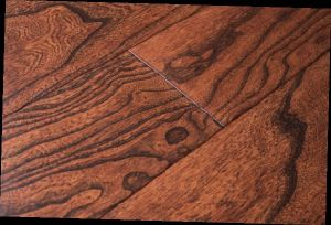 910X125X15mm Embossment Surface Uniclic Lock Elm Engineered Wood Flooring Brown Color (LYEW 09) pictures & photos