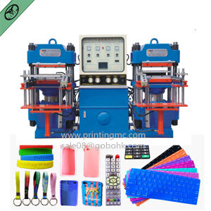 Silicone Cellphone Case Molding Making Machine pictures & photos