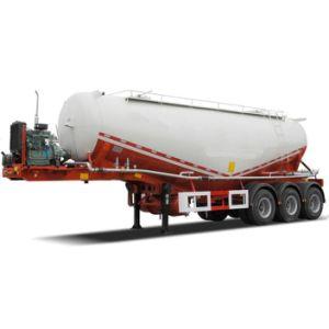 ISO CCC 3 Axles 35cbm Bulk Cement Tank Trailer / Silo Cemen Trailer pictures & photos