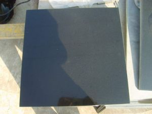 China Mongolia/Pure Black Granite/Basalt Slabs/Tiles Polished/Honed/Flamed pictures & photos