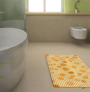 Bath Floor Mat, PVC Floor Mat pictures & photos