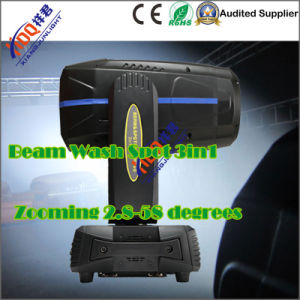 350W LED Beam Spot Wash Moving Head Light with Cmy CTO CTB pictures & photos