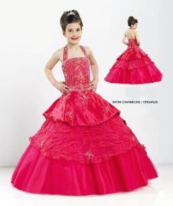 Flower Girl Dress (GL-29)