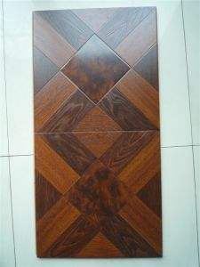 Parquet Style Laminate Flooring 1002 pictures & photos