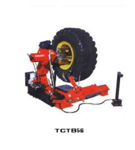 Earthmover Tyre Changer
