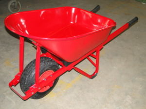 Heavy Duty Construction Wheel Barrow (Wb8809-1) pictures & photos