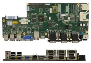 Industrial Grade Embedded Arm Board Gea-6304 pictures & photos