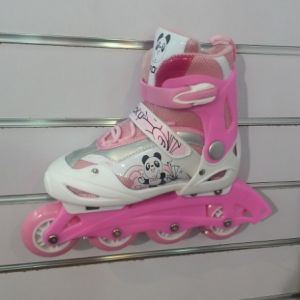 Plastic Chassis Kids Roll Skate