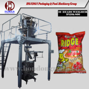 Fruit Chips Packing Machine (DXD-420) pictures & photos