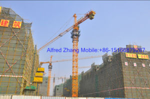 Hongda Excellent 8 Ton Tc6010 Tower Crane pictures & photos