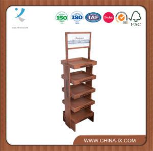 Customized Wood Display Fixtures pictures & photos