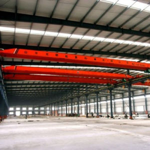 Steel Structure with Crane (SSC-001) pictures & photos