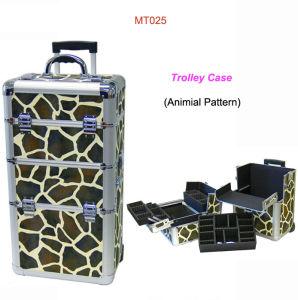 Giraffe Rolling Makeup Case (MT025)