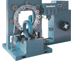 Automatic Ring Wrapper for Steel Coil pictures & photos