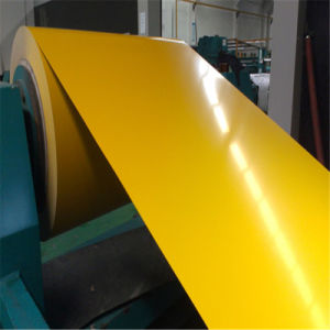 Cold Rolled Color Coated Prepainted Galvanized Steel Coil pictures & photos