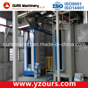 Powder Coating Line with Pretreatment Process pictures & photos