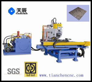 CNC Hydraulic Plate Punching and Marking Machine (PP103) pictures & photos