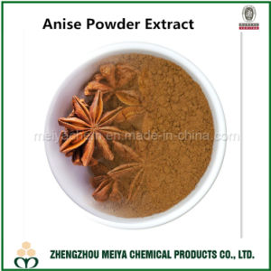 China High Quality Anise Powder Extract with Shikimic Acid 50%, 98% pictures & photos
