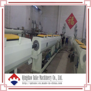PE Pipe Production Extrusion Line (SJ65/33) pictures & photos