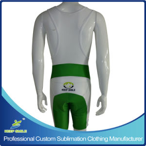 Customized Sublimation Cycling Bib Short with Custom Design pictures & photos