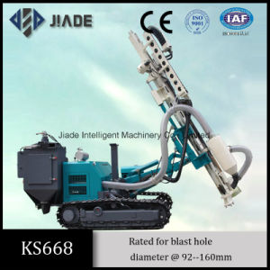 Ks668 High Quality Powerful Blast Drilling Equipment with Dust Collector pictures & photos