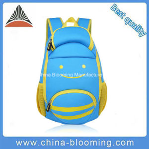 Kids Boys Cartoon Blue Neoprene School Bag pictures & photos