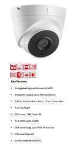 3MP WDR Exir Turret Camera (AC335-FD4 3.6mm) pictures & photos