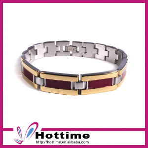 Wholesale Stainless Steel Bio Energy Magnetic Bracelet (CP-JS-BL-147) pictures & photos