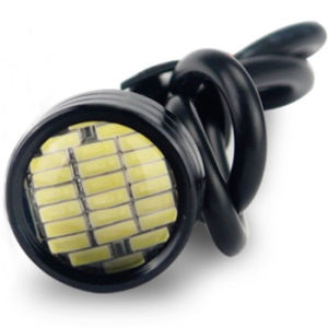 4014 SMD 16 LED Car Spot Zoom Light 18mm Eagle Eye Park Lamp pictures & photos