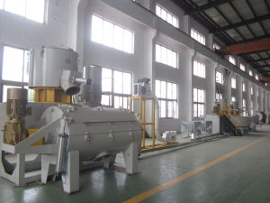 Ce Horizontal Mixer Machine for PVC PP PE Powder