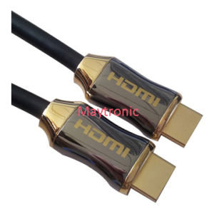 V2.0/3D/4K High Speed HDMI Cable for 2160P, HDCP 2.2, 4: 4: 4 pictures & photos
