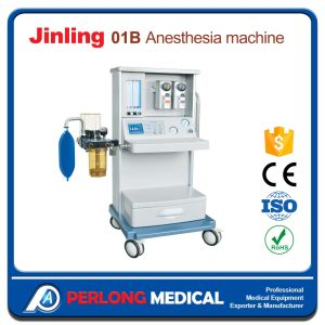 Professional Design Portable Anesthesia Machine Manufacturer Jinling-01b (Advanced Model) pictures & photos