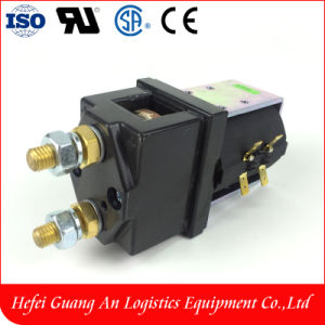 Genuine Albright SW200-802 80V DC Contactor for Curtis Zapi Controller Electric Forklift Stacker Sightseeing Cars pictures & photos