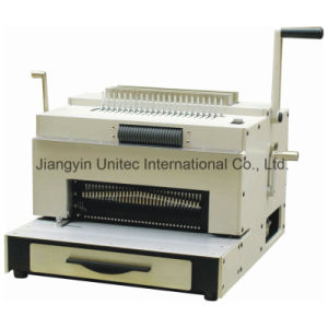 2016 New Super 4&1 Revolver Electrical Heavy Duty Book Binding Machine pictures & photos