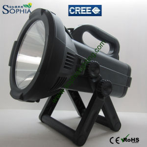 New 30W Military Flash Light with Polymer Lithium-Ion Battery 2400lumen pictures & photos