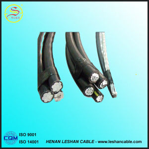 Aluminum Conductor PVC Insulated ABC Electric Cables pictures & photos