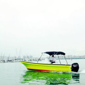 6.88m FRP Fishing Boat Hangtong Factory-Direct pictures & photos