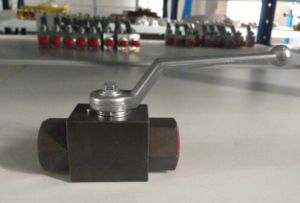 Ball Valve with Limit Switch pictures & photos