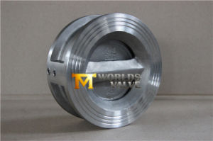 Stainless Steel Wafer Type Check Valve pictures & photos