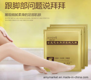 AFY Exfoliator/Go Calluses Foot Crack Prevention Mild Formula Meticulous Care Foot Care Whitening Foot Mask pictures & photos