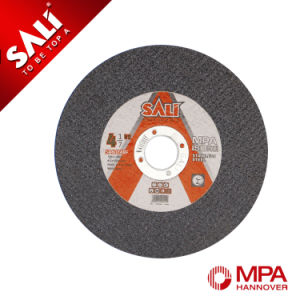 Factory Making High Quality Stainless Steel Inox Cutting Wheel pictures & photos